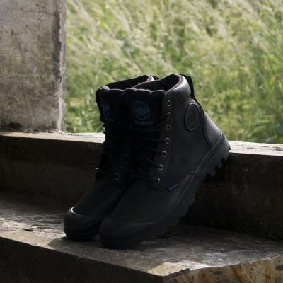 欧州で人気の防水ブーツ